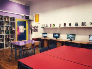 Školska knjižnica Gimnazije Pula