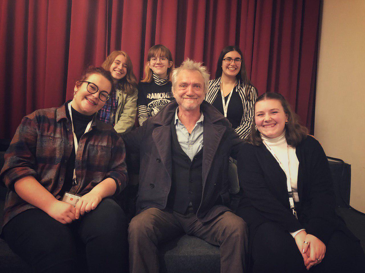 Darko Rundek i Novinarska grupa